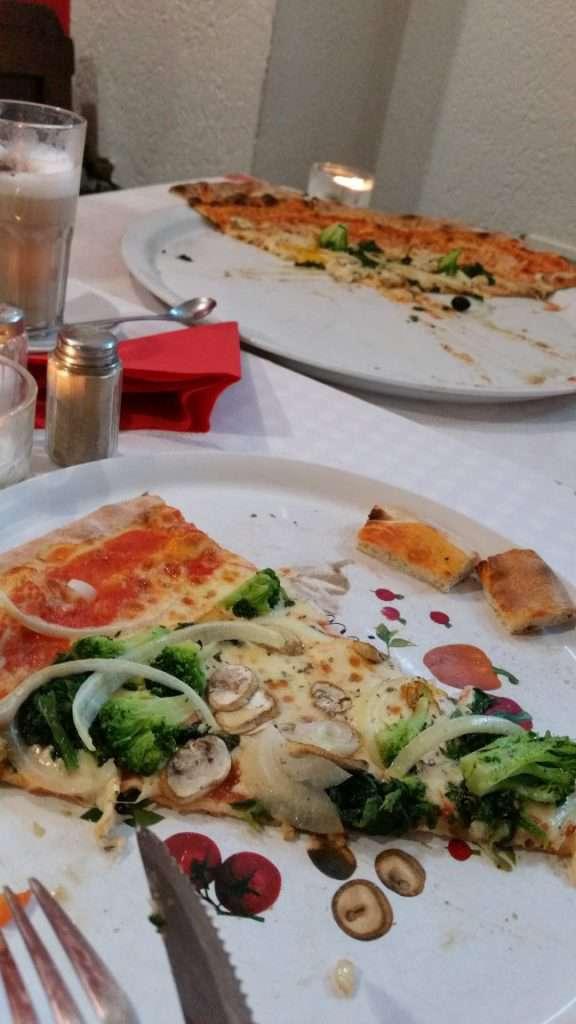 Image: Restaurantbewertung Ristorante Buon Giorno Pizza schmeckt