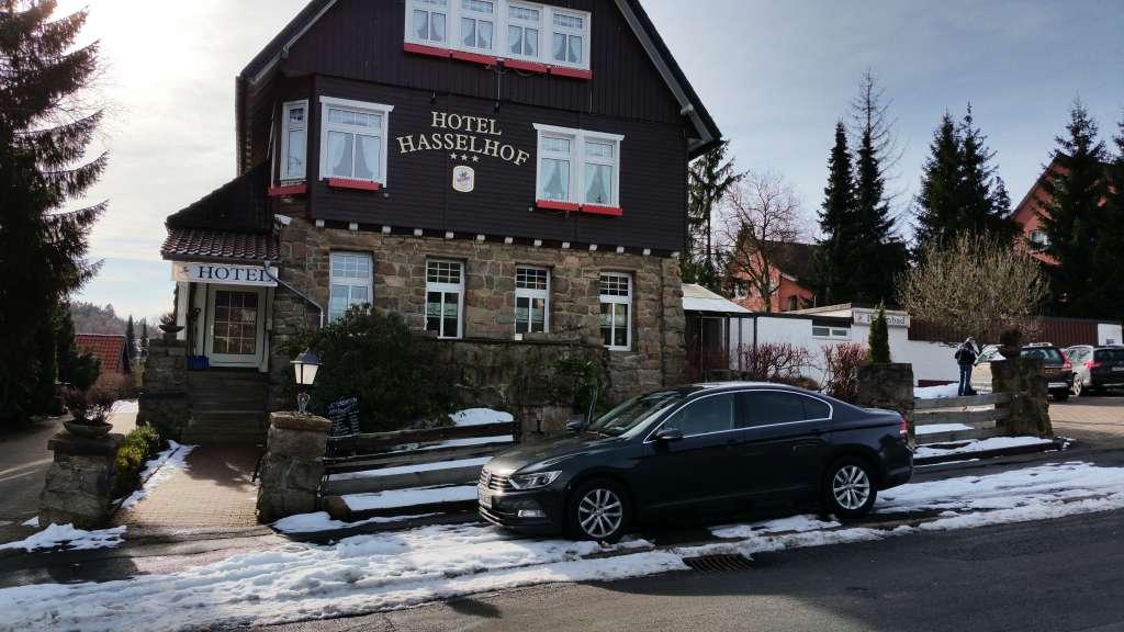 Image: Kurzurlaub Harz Hotel Hasselhof