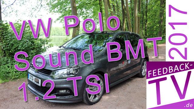 VW Polo 1.2 TSI als Sondermodel Sound im Kurztest