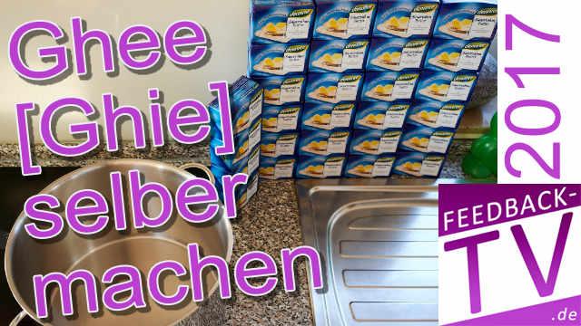 Foto: Butterschmalz Ghee selber machen