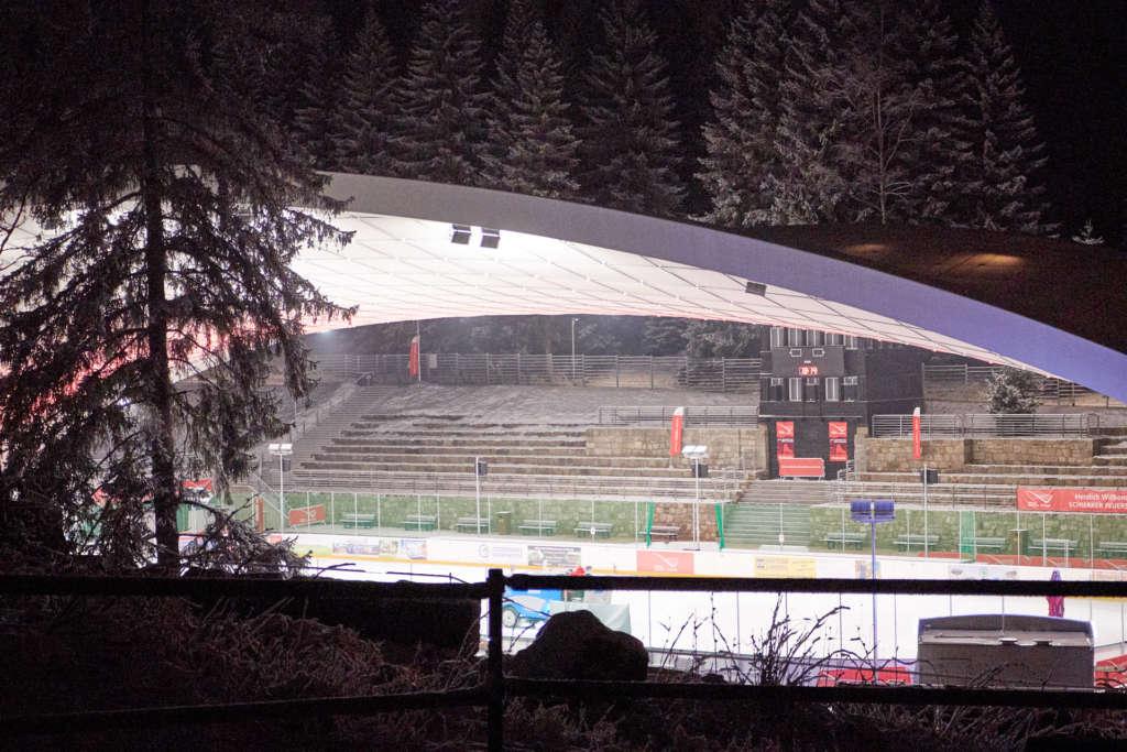Eislaufbahn Schierke
