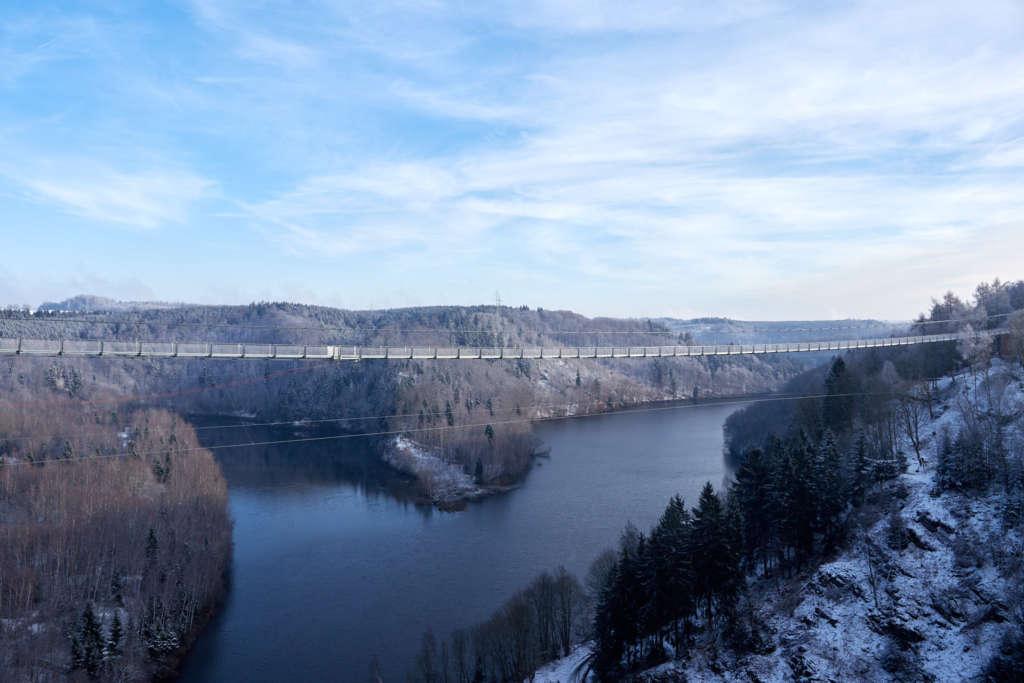 Hängebrücke Titan RT - Kurzreisen Harz