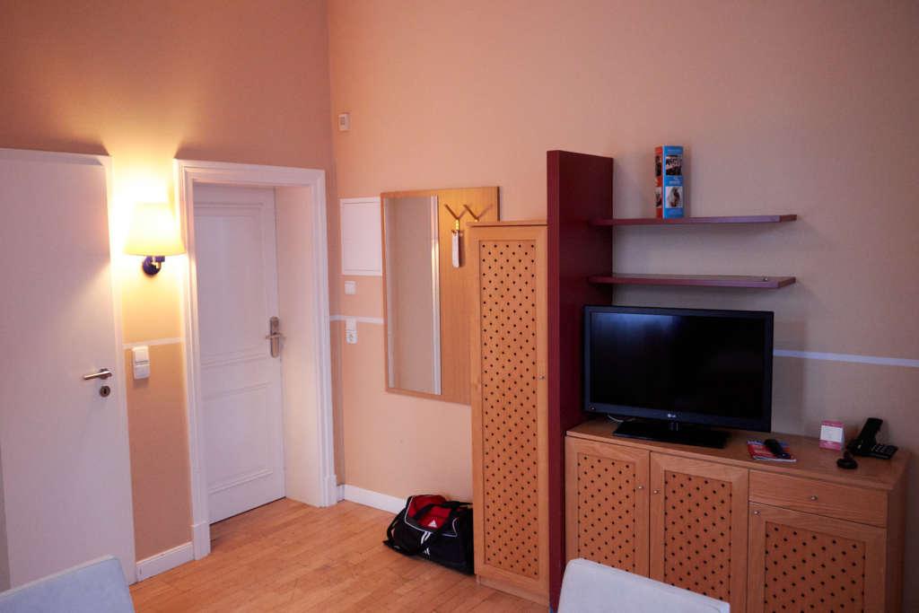 Apartment Kühlungsborn Küche
