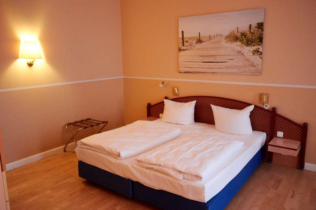Apartment Kühlungsborn Schlafzimmer