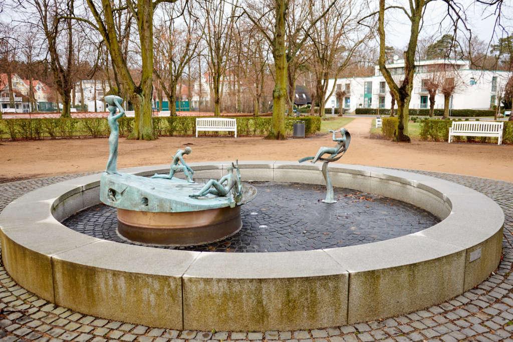Kühlungsborn Brunnen