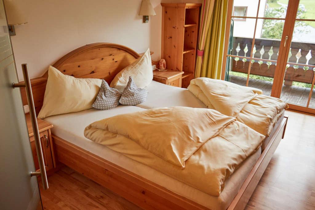 Hotelzimmer Sonnberghof