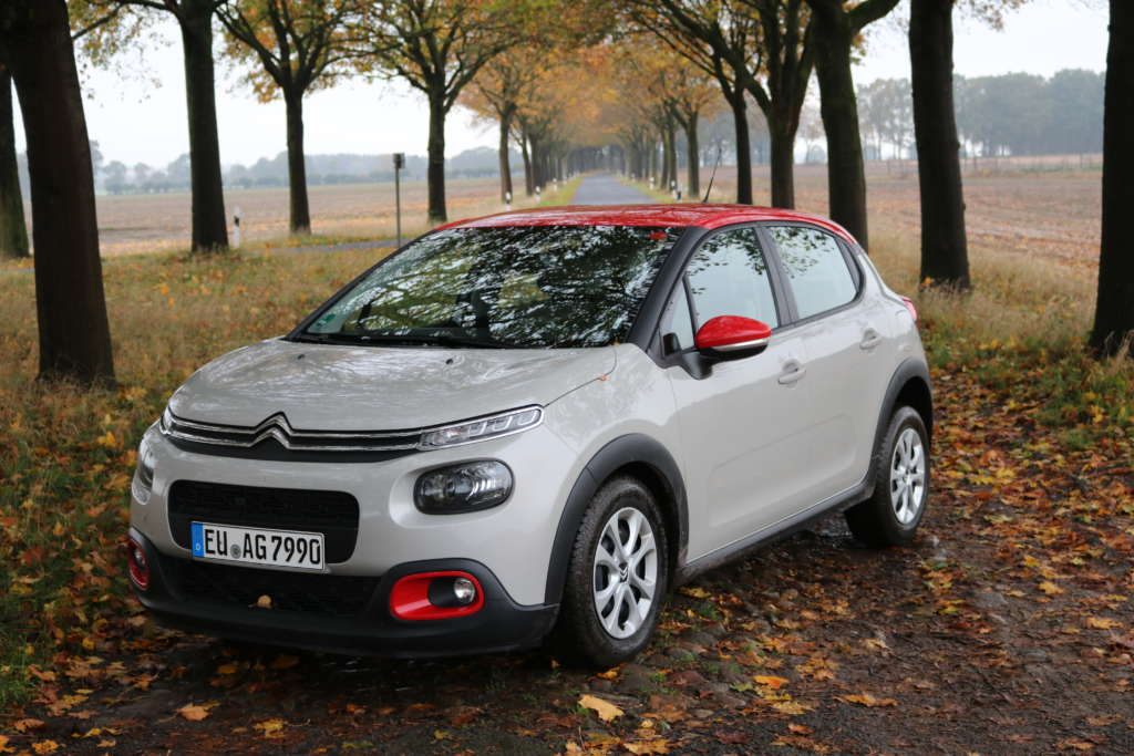 Bild Test Citroën C3 PurTech 82 Feel