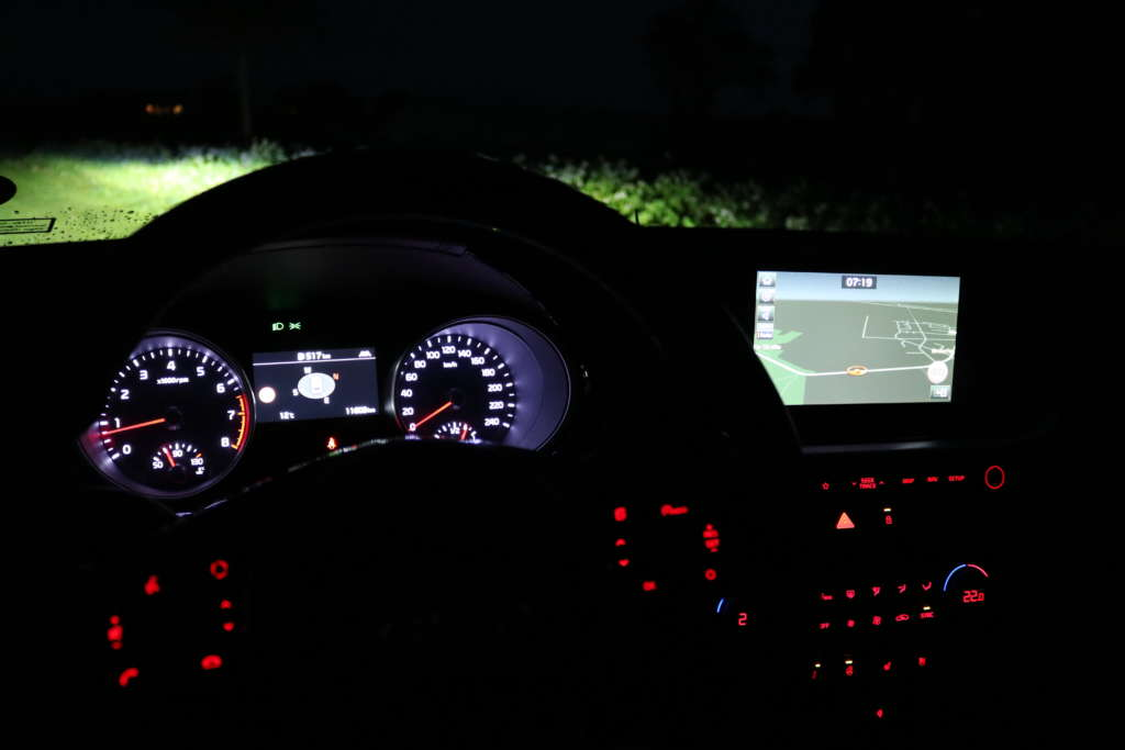 Bild Test KIA CEED Sportswagon 1.4 T-GDI Platinum Edition Cockpit