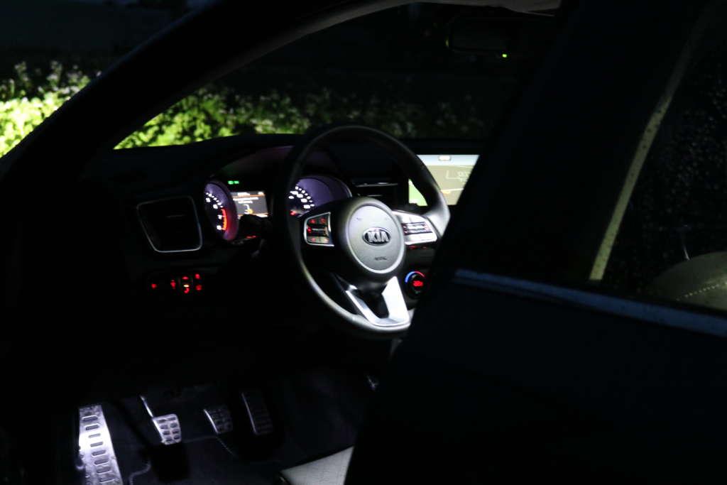 Bild Test KIA CEED Sportswagon 1.4 T-GDI Platinum Edition Innenraum