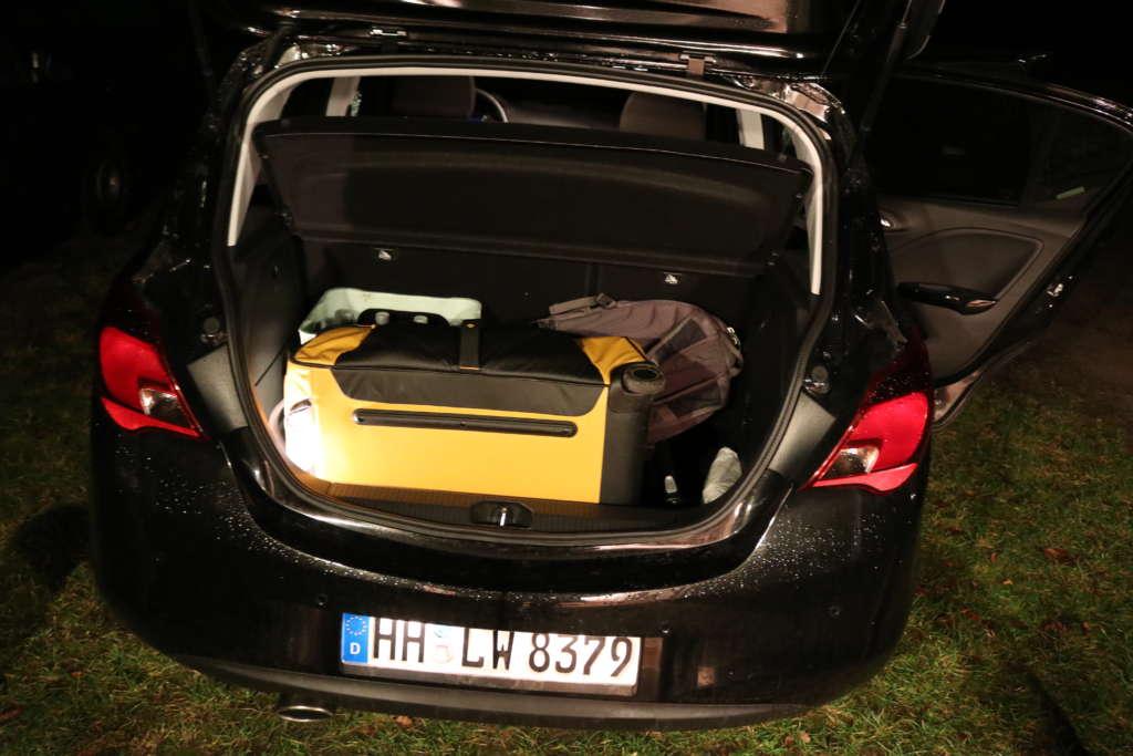 Opel Corsa 1.4 120 Jahre 66kW 90 PS Kofferraum