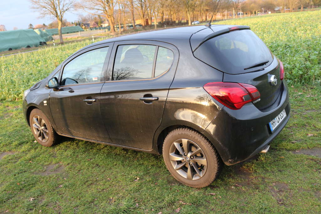 Opel Corsa 1.4 120 Jahre 66kW 90 PS Heck