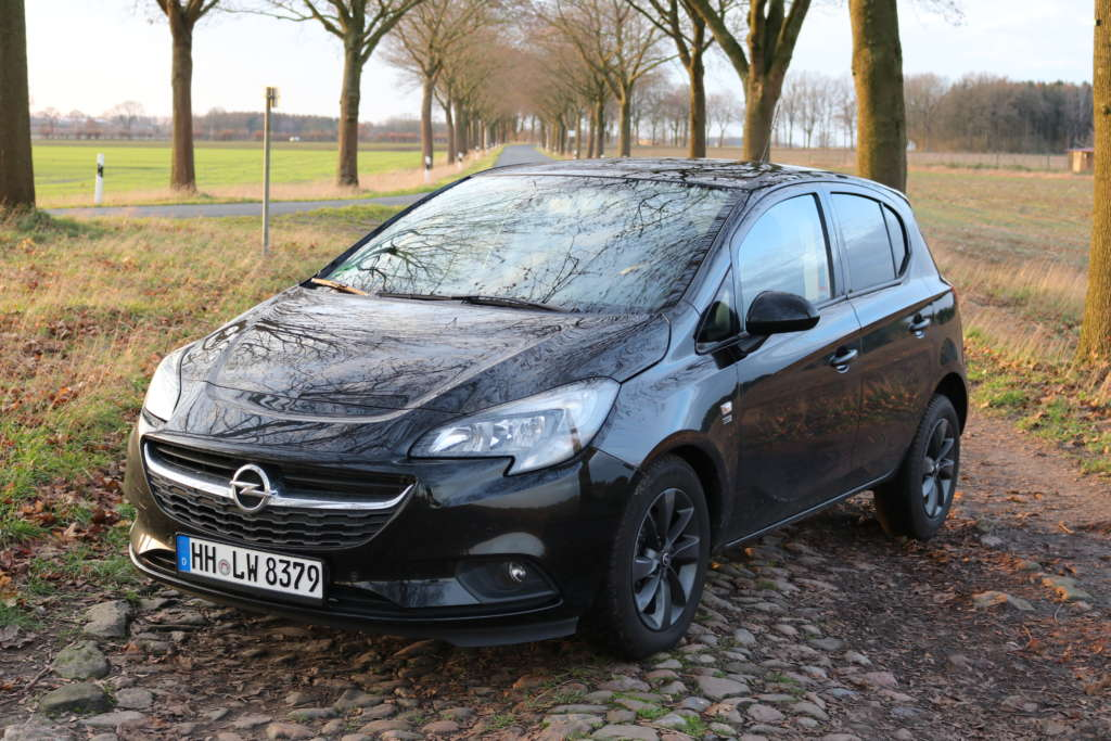 Test Opel Corsa 1.4 120 Jahre 66kW 90 PS