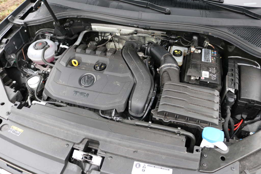 VW Tiguan 1.5 TSI ACT OPF 110kW 150PS Motor