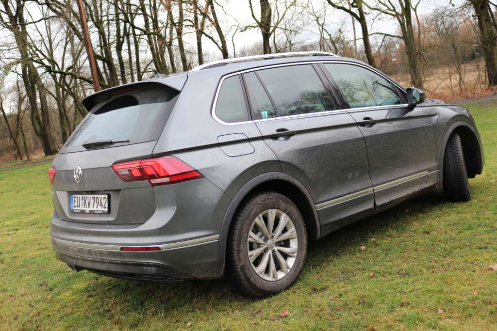 VW Tiguan 1.5 TSI ACT OPF 110kW 150PS JOIN