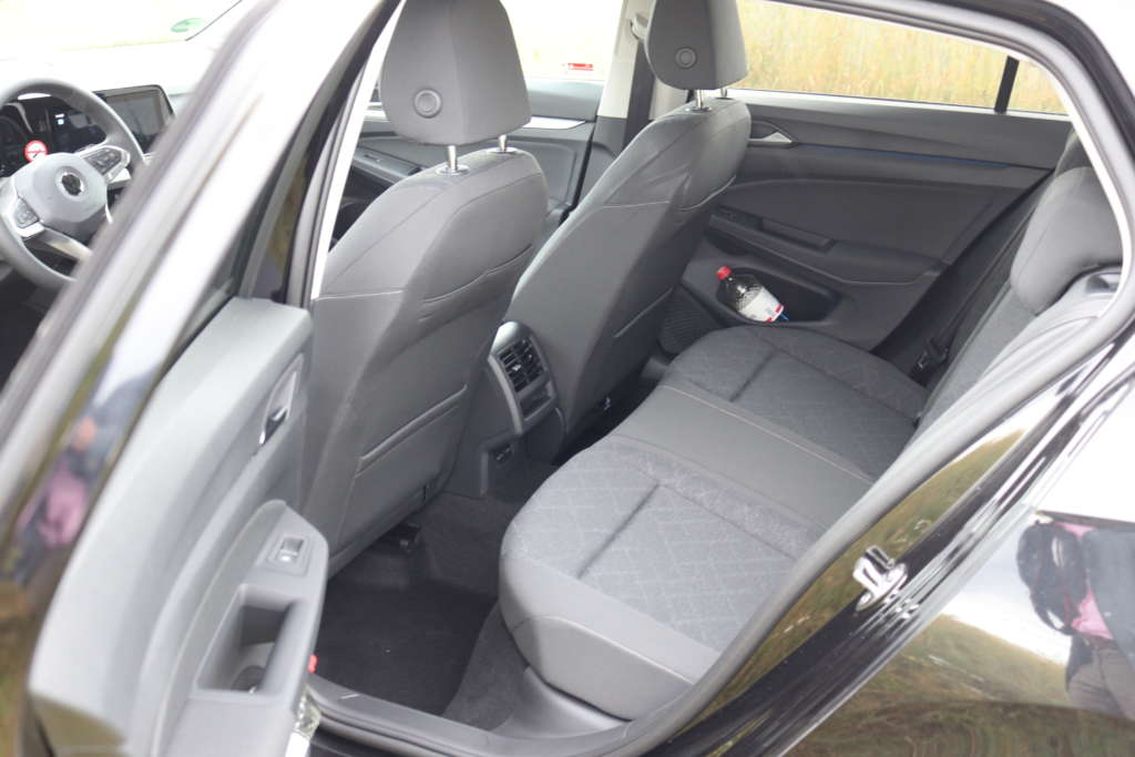 Fond VW Golf 8 2.0 TDI