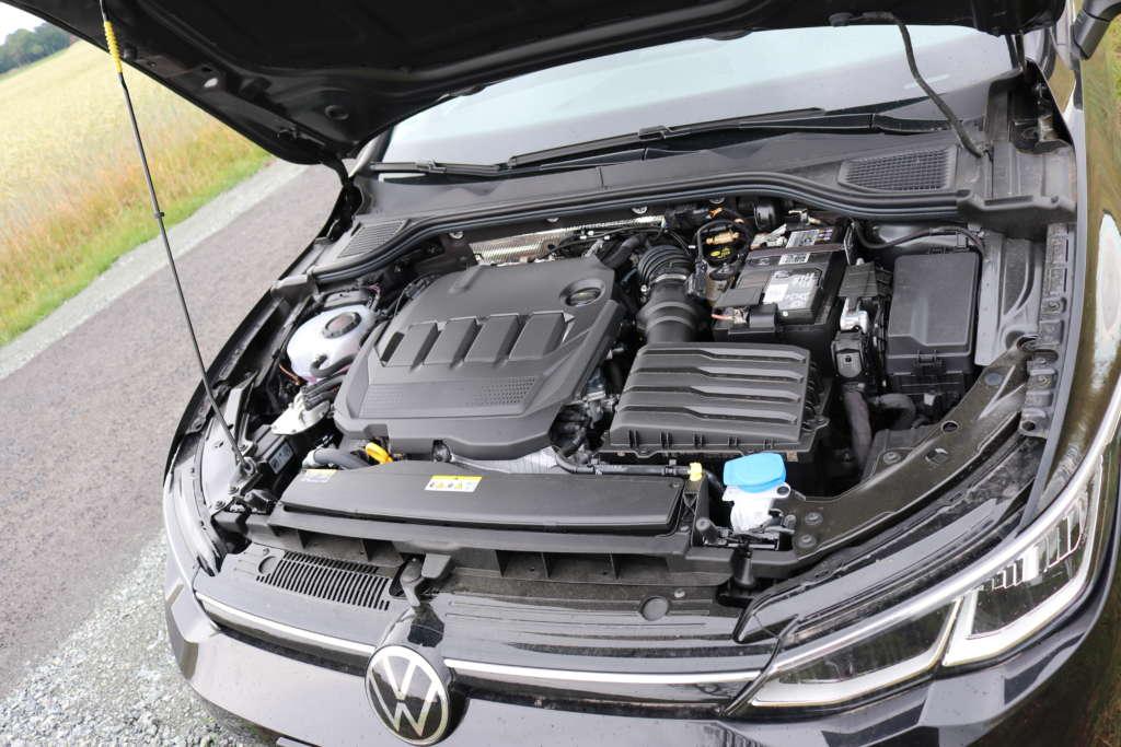 Motor Golf 8 2.0 TDI