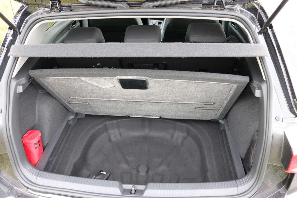 Kofferraum VW Golf 8