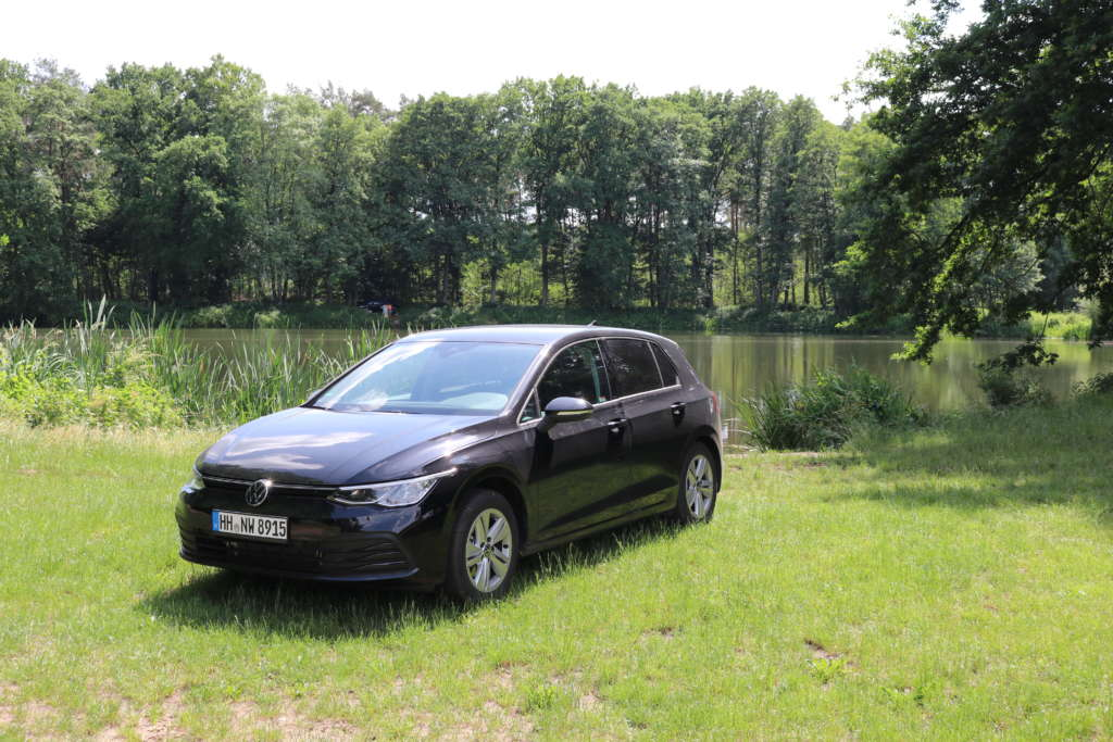 Test VW Golf 8 2.0 TDI