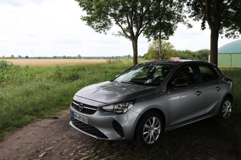 Test Opel Corsa 1.2 2020