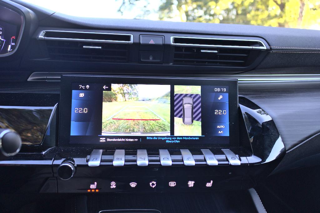 Foto Test Peugeot 508 GT 225 16 PureTech EAT8 Infotainment