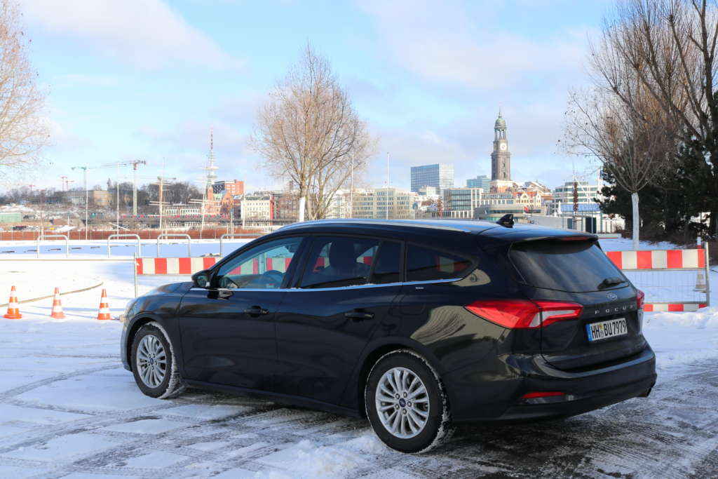 Test Ford Focus Turnier Titanium 1.0 EcoBoost Hybrid 114kW 155PS